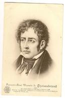 181 - François René Vicomte De Chateaubriand - Ecrivains