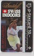 SWITZERLAND - PRIVATE-039 - DAVIDOFF SWISS INDOORS - TENNIS - Switzerland