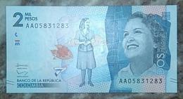 Colombia 2000 Pesos UNC - Colombia