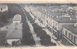 Algérie BLIDA  Boulevard Trumelet  (Mme Vve Pradal  )*PRIX FIXE - Blida