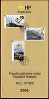 Croatia 2005 / Towers And Fortresses / Prospectus, Leaflet, Brochure - Kroatien