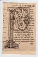 LYON - RHONE - BIBLIOTHEQUE DE LA VILLE DE LYON - MANUSCRIT FRANCAIS - EPITRE DE SAINT PAUL AUX ROMAINS - Otros