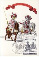 1978 - FRANCIA MAXIMUM OPERE D'ARTE DISEGNO VEDI++++ - Cartoline Maximum