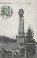 Gross Moyeuvre (Moyeuvre-Grande) - Monument Des Soldats Français 1870-71) - France