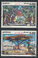 °°° SOMALIA - Y&T N°269/70 - 1982 °°° - Somalia (1960-...)
