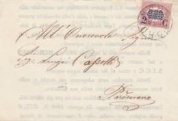 Italy Document 1878 - 1861-78 Vittorio Emanuele II