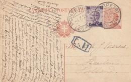 Italy Postcard 1925 - Affrancature Meccaniche Rosse (EMA)