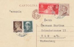 Italy Postcard 1930 - Affrancature Meccaniche Rosse (EMA)