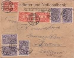 Deutsches Reich INFLA Brief 1920-23 - Deutschland