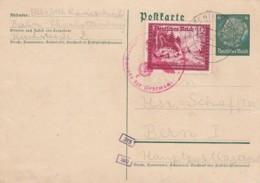Deutsches Reich Postkarte 1941 - Deutschland