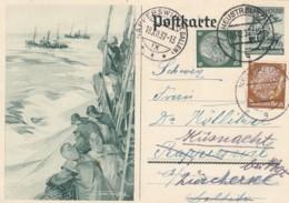 Deutsches Reich Postkarte P266 1937 - Deutschland