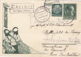 Deutsches Reich Postkarte P268 1938 - Deutschland