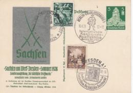Deutsches Reich Postkarte P269 1938 - Deutschland