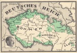 Deutsches Reich Postkarte Propaganda 1938 - Deutschland