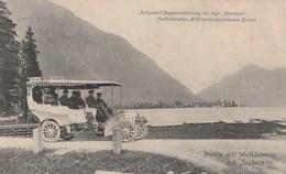 Automobil-Wagenverbindung Im Bayr. Hochland - Partenkirchen-Mittenwald-Walchensee-Kochel - Bad Toelz