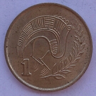 Cyprus 1 Cent 1996 - Chypre