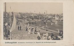Kolonial Austellung Berlin 1907 - Eröffnungsfeier - Brieftauben überbringen Sr. Majestät Die Eröffnungsbotschaft - Deutschland