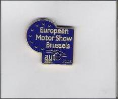 European Motor Show Brussels FEBIAC 2005 - Badges