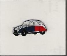 Citroën 2CV - Badges