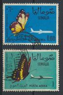 °°° SOMALIA - Y&T N°8/10 PA - 1961 °°° - Somalia (1960-...)
