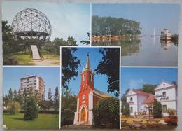 BOGLARLELLE - Magyar - Hungary - Church - Monument   Vg - Ungheria