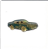 Pins Groene Auto -Voiture Verte - Badges
