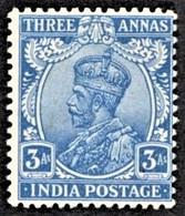 India - Scott #114 MH - India (...-1947)