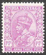 India - Scott #136 MH - India (...-1947)