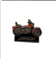 Pins Moto Johnson - Badges