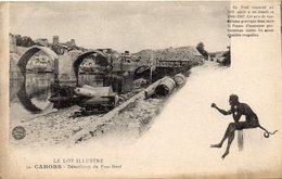 - Démolition Du Pont Neuf - - Cahors