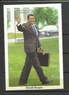 Guinée    YT**  BF 333  Ronald Reagan - Beroemde Personen