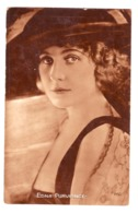 FRP40002 Orignal Photo Card - Famous American Actress Edna Purviance - Entertainers