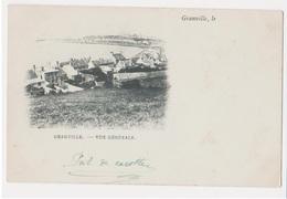 """CP Ancètre GRANVILLE Fin XIX° Signée """"Poil De Carotte"""" - Granville"""