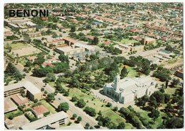 Südafrika, Aerial View Of Benoni, Lugfoto Van Benoni - Südafrika