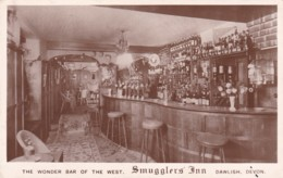 DAWLISH - SMUGGLERS INN-WONDER BAR OF THE WEST - England