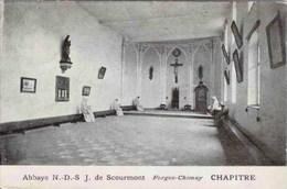 FORGES-CHIMAY - Abbaye N.-D.-S J. De Scourmont - Chapître - Chimay