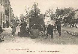 21 Beaune Un Pressoir Bourguignon - Beaune