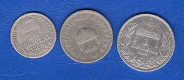 Hongrie  3  Pieces - Hongrie