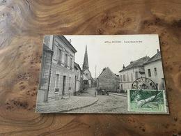 276/ Acy En Multien Entree Route De Betz Avec Timbre Olympiade 1924 - France