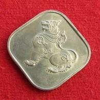 Myanmar 10 Pyas 1965 KM# 34  Burma Birmania - Myanmar