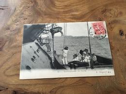 276/ Embarquements Des Boeufs - Bateaux