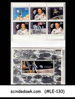 MARSHALL ISLANDS - 1989 20TH ANNIV OF THE FIRST MOON LANDING / SPACE SET MNH - Raumfahrt