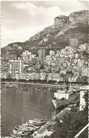 W1012 Monaco - Un Coin Du Port Et De La Condamine - Navi Ships Bateaux / Viaggiata 1963 - Porto