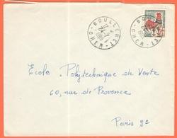 FRANCIA - France - 1965 - 0,30 Coq De Decaris - Viaggiata Da Boulleret Per Paris - 1962-65 Cock Of Decaris