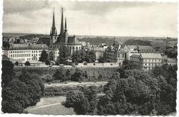 W1015 Luxembourg - La Cathedrale / Viaggiata 1959 - Lussemburgo - Città