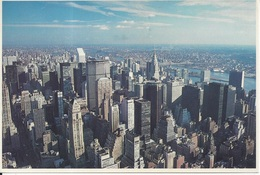 CPM   New York  As Seen From The Empire State Building - NY - New York