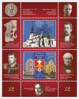 H01 Estonia 2019 The 700th Anniversary Of Tallinn Cathedral School MNH Postfrisch - Estland