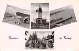 76 - Souvenir De FECAMP - Fécamp