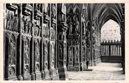 TOURNAI - La Cathédrale - Le Porche - Doornik