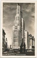 W1024 Buenos Aires - Edificio Kavanagh / Viaggiata 1954 - Argentina